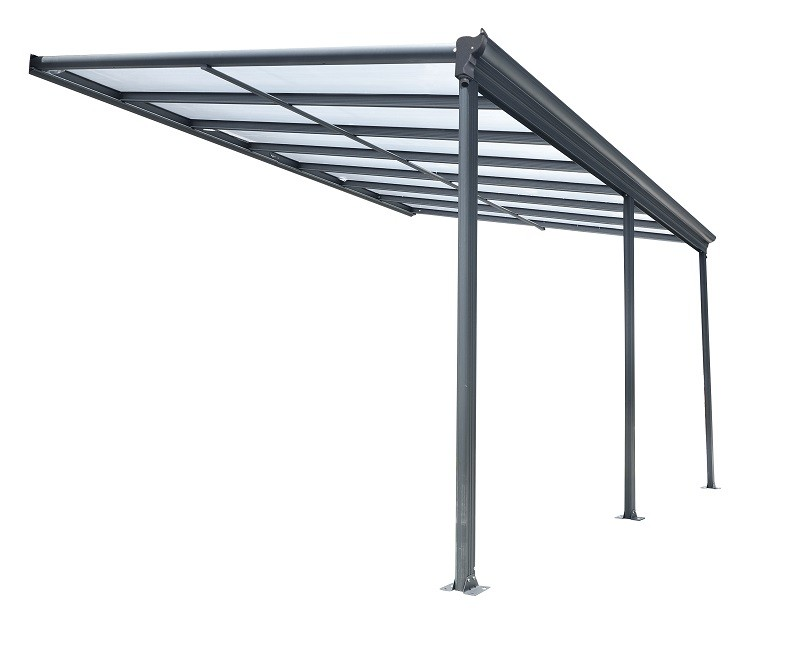 Kingston 14x10 Lean To Carport Patio Cover