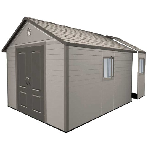 Lifetime 11x16 Plastic Shed
