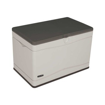 Lifetime 300 Litre Plastic Outdoor Storage Box