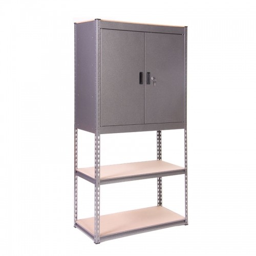 Globel Heavy Duty Half Cupboard Storage Unit