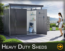 garden shed base requirements